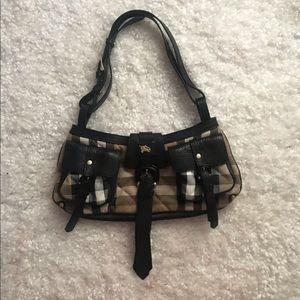 Burberry Hobo Bag - LIKE NEW - Nova Check